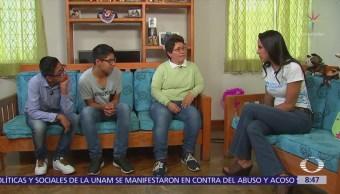 Testimonios de beneficiarios de Aldeas Infantiles S.O.S
