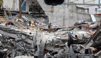 Afectados por el sismo 19S guardarán un minuto de silencio en CDMX. (Gettyimages)
