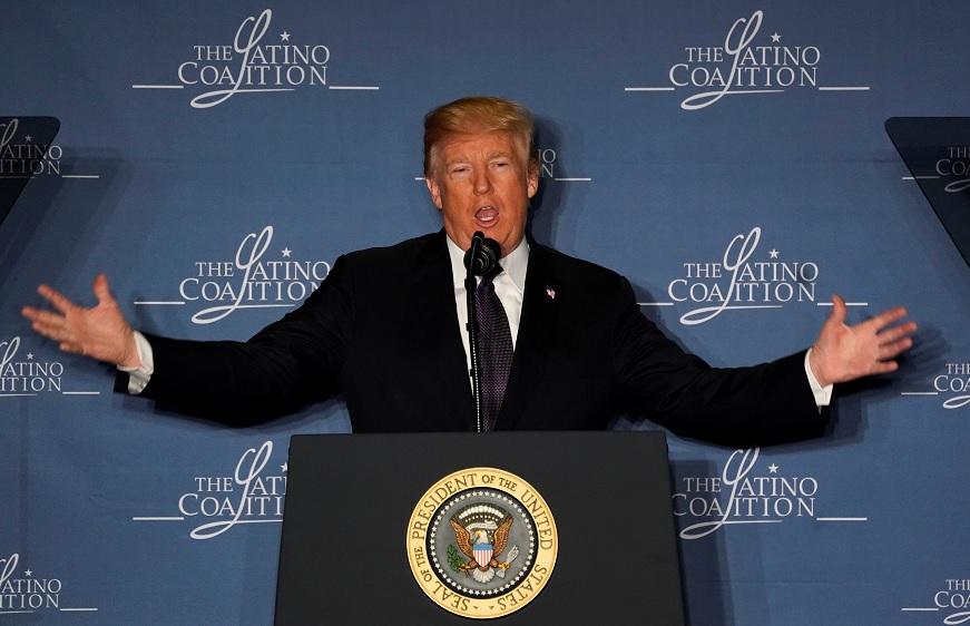California y Trump miden fuerzas en tema migratorio