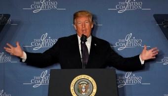 Trump irá California y podría visitar prototipos muro