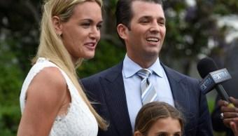 Trump Jr y su esposa Vanessa se divorcian