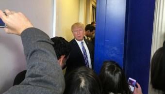 Trump revela que Surcorea tiene gran anuncio