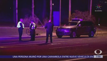 Uber suspende pruebas de vehículos autónomos tras accidente que dejó un muerto