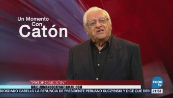Un momento con Armando Fuentes 'Catón' del 21 de marzo