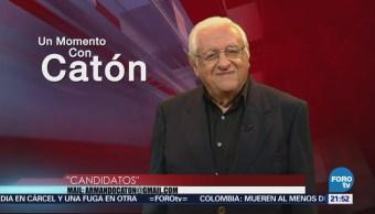Un momento con Armando Fuentes 'Catón' del 30 de marzo