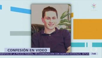Unabomber de Texas dejó confesión grabada en video