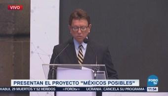 """UNAM participa en el proyecto """"Méxicos Posibles"""""""