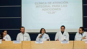 UNAM instala Clínica de Atención Integral para las Adiciones en CU