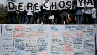 Cuba y Venezuela repiten en la lista negra de derechos humanos