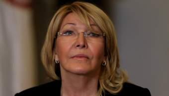 Venezuela pide detener fiscal destituida Luisa Ortega