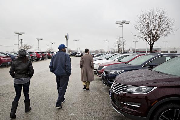 Caen las ventas minoristas de Estados Unidos
