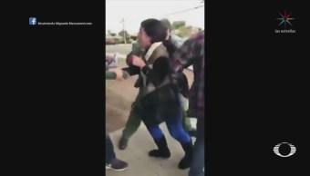 Video de detención de migrante en San Diego desata indignación