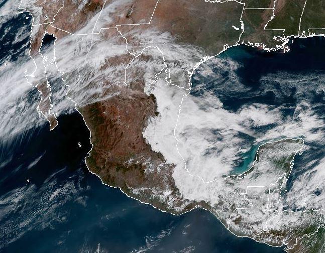 Pronostican vientos fuertes y tolvaneras en el noroeste y norte del país