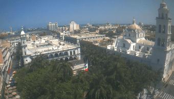 Recuperan a bebé robada en Hospital Regional de la ciudad de Veracruz