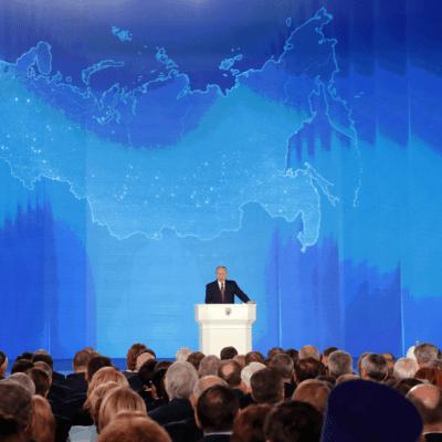 Putin presenta armamento nuclear que hace inútil el escudo antimisiles de EU