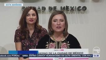 Xóchitl Gálvez buscará escaño del Senado en elecciones de julio