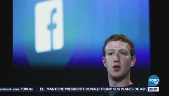 Zuckerberg rompe el silencio sobre el robo de datos
