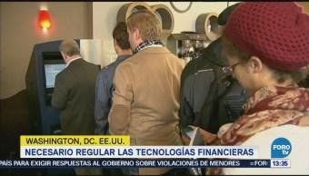 Necesario Regular Tecnologías Financieras Beneficio Consumidores