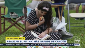 Cancún Celebra 48 Aniversario Gran Pic Nic