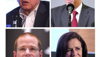 candidatos presidenciales reiteran llamado unidad nacional