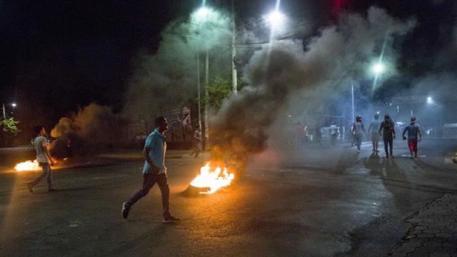 Gobierno de Nicaragua censura a televisoras que cubren protestas por reforma de pensiones