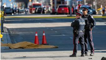 México solidariza Canadá atropellamiento masivo Toronto