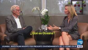 Oceana Una Agrupación Defensa Océanos Ted Aanson