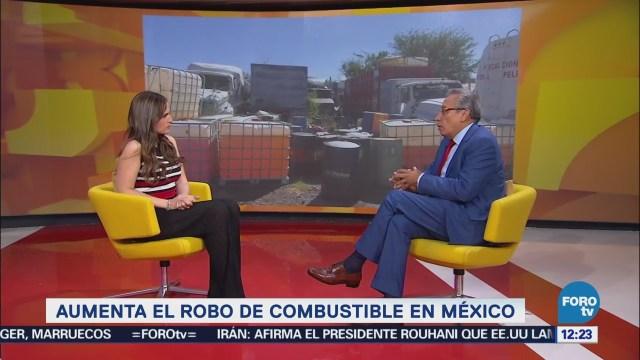 Aumenta robo de combustible en México a pesar de acciones para combatirlo