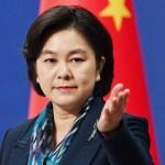 China pide a EU, Francia y Reino Unido que recuerden 'lecciones de Iraq'