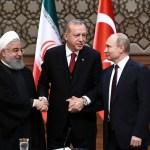 Rusia, Turquía e Irán prometen luchar juntos contra terroristas en Siria