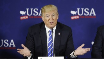 Estamos sellando la frontera sur, afirma Trump