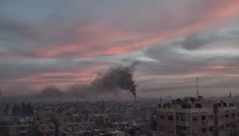 Autoridades sirias anuncian acuerdo con islamistas para pacificar Duma