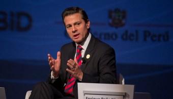 Peña Nieto celebra los siete años de la Alianza del Pacífico