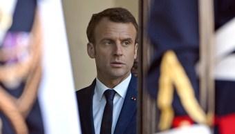 Macron advierte a Trump que hacer una guerra 'contra todos' no funciona