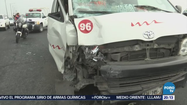 Noticias, Televisa News, Accidentes, Viales, Transporte, Público