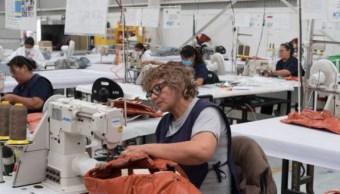 Actividad industrial de México sube en febrero