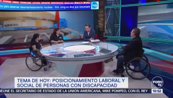Agenda Discapacidad Posicionamiento laboral Social Personas