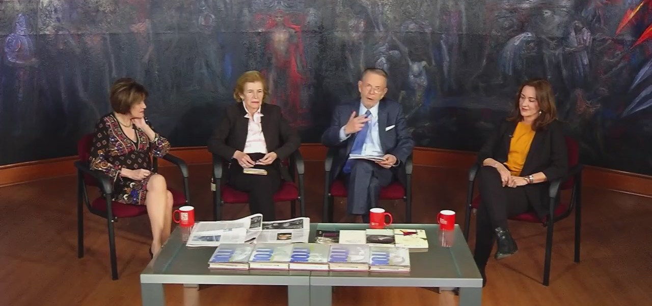 Agenda Pública en los Libros: Programa del 22 de abril de 2018