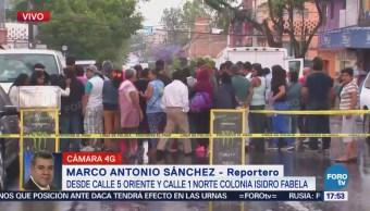 Agresión Jóvenes Isidro Fabela Termina Un Muerto
