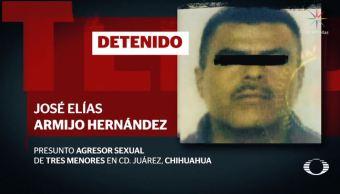 se suicida presunto agresor sexual tres menores penal ciudad juarez