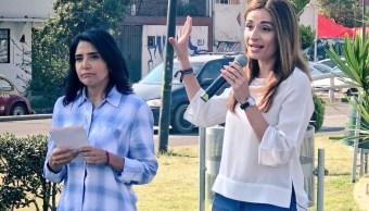 Barrales presenta a Laura Ballesteros como parte de su equipo de campaña