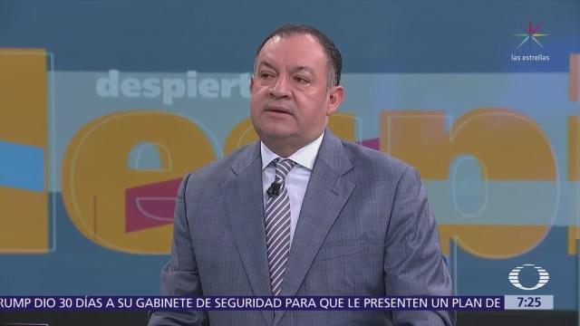 Almirante de Semar presenta libro con diagnóstico para mejorar la seguridad nacional
