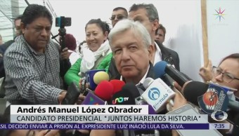 AMLO y Ricardo Anaya rechazan seguridad del Estado Mayor Presidencial