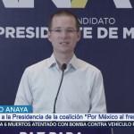 Anaya expresa indignación por asesinato de estudiantes de cine en Jalisco