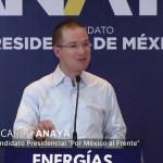 Anaya Rechaza Aprobación Eliminación Fuero Triunfo PRI