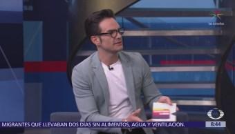Andrés Zuno participa en Los Hijos También Lloran