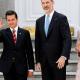 EPN se reúne con los reyes de España; atestigua firma de acuerdos