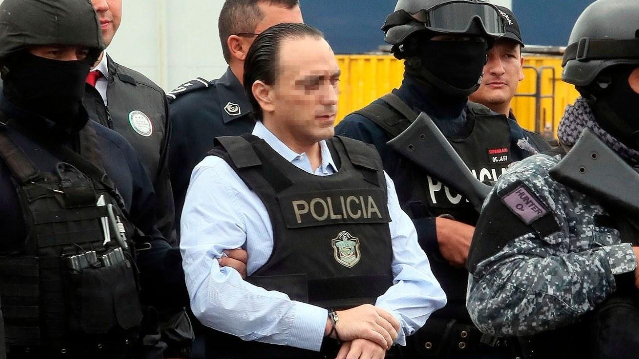 Embargan 22 propiedades a la mamá de Roberto Borge