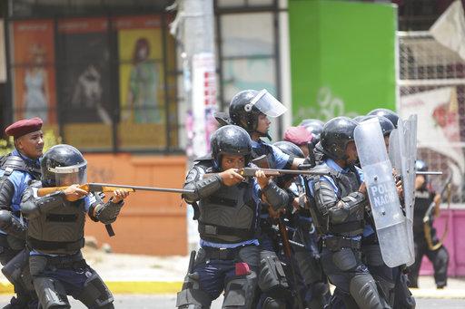 Organizaciones humanitarias de Nicaragua contabilizan 24 muertos en protestas