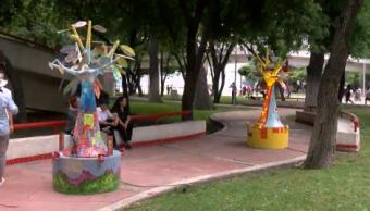 Artistas siembran árboles en Monterrey para apoyar reforestación